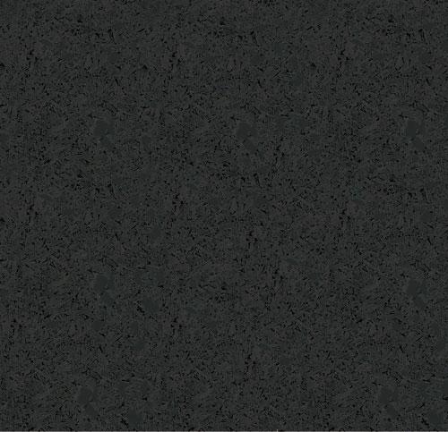 baldosa caucho negra