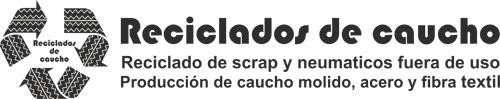 RECICLADOS DE CAUCHO | Caucho molido, triturado, granos, polvo